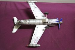 Piston Action Plane Made In Japan showa  C1950s