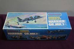 Battery Operated Artform Harrier GRMK Bomber Jet