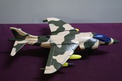 Battery Operated Artform Harrier GRMK Bomber Jet