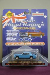 164 Aussie Road Ragers 71 XY Falcon GTHO Phase III Model Car