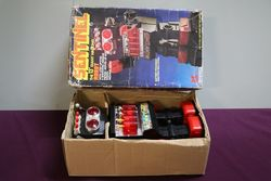 1980s KAMCO Sentinel The 13andquot Giant Walking Robot Battery Powered