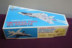 Battery Operated General Dynamics Grumman FIIIA Jet Fighter