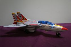 Battery Operated Son AI Toys F14A Jet Fighter  andquotTOMCATandquot