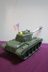 Sears Exclusive Combat Tank Toy 1960s