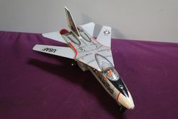 Battery Operated TN Japan General Dynamics Grumman F IIIA Jet Fighter
