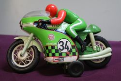 Rare TPS Japan  1970and39s Honda Race Motor MOTORCYCLE