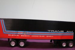 Battery Operated Highway Haule Remote Control Trailer