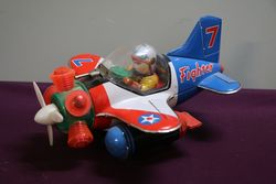Fighter Airplane Toy