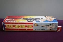 Battery Operated TN Heavy Machine Gun Toy on Tripod