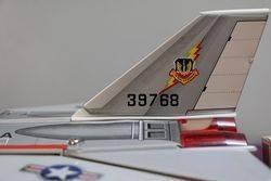 Battery Operated TN Japan General Dynamics  Grumman F IIIA Jet Fighter