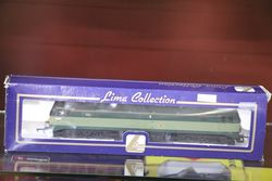 Lime Collection Locomotive With Box