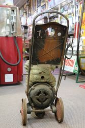 Early French Michelin Portable Compressor