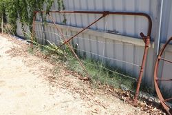 11 foot McKay Sunshine Farm X Gate