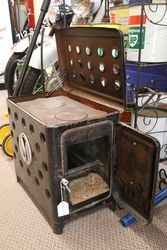 Michelin Garage Heater Stove
