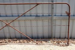 12 foot McKay Sunshine Farm X Gate