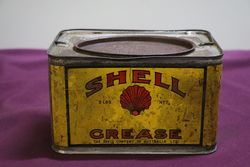 Australian Shell 5 Lbs Grease Tin