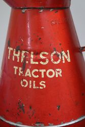 Graduated Set Of Four Thorson Motor Oil Measures