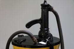 National Benzole Gear Oil Pump