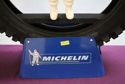 Michelin Bibendum and Tyre Promotional Advertising Display