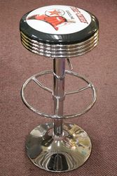 Adjustable GarageBar Stool Super Shell