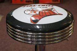 Adjustable GarageBar Stool Super Shell