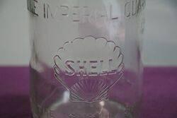 Shell Quart Oil bottle