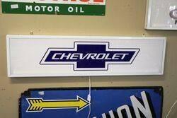 Contemporary Chevrolet Light Box