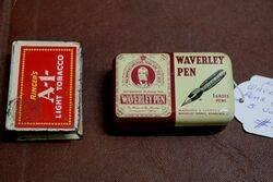 Antique Waverly Pen Nibs 144  Unopened