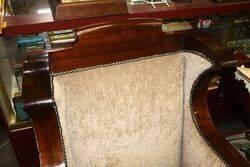 A Quality Pair of Australian Art Deco Arm Chairs