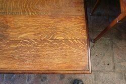 C20th English Oak Barley Twist Coffee Table