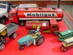 Selection Of Tin Plate Cars And Trucks   Auto 87