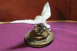1930s Flying Eagle Car Mascot