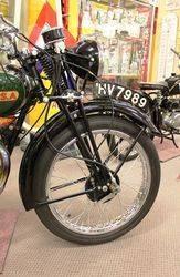1937 BSA B11 250cc