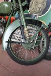 1952 Classic  BSA D1 Rigid Motorcycle