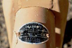 1953 BSA Dandy Barn Find