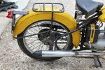 1955 BSA D3 Classic Motorcycle