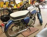 1957 Triumph Super Cub 200cc 4 Stroke