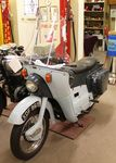 1959 Ariel Leader 250cc Classic Mototcycle
