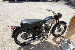 1959 BSA D7