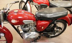 1960 BSA C15