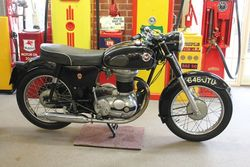 1960 Matchless D5