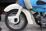 1960s Ariel Leader 250cc Motorcycle for Restoration