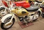 1961 Ariel Golden Arrow 250 cc British Classic Motorcycle