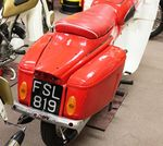 1961 Ariel Leader 250cc British Classic Motorcycle