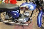 1968 BSA D144 Supreme 175cc Motorcycle
