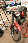 1971 BSA Bantam 175cc Motorcycle