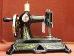 1993 Muller 19 Brimfield Sewing Machine With Original Box