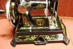 1993 Muller 19 Brimfield Sewing Machine With Original Box