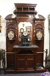 19th Century Large and Substantial Hall stand