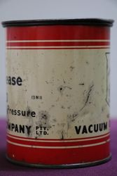 1 lb Vacuum Oil Tin
